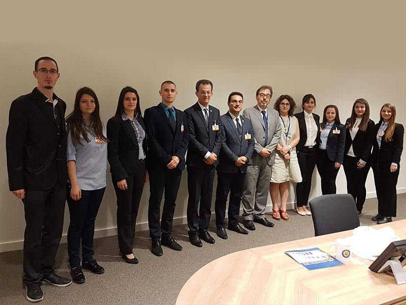Стопанска академия - Съвета на ЕС, Митнически съюз