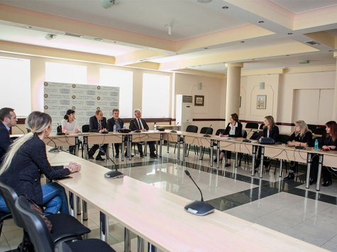 D. A. Tsenov Academy of Economics welcomed its new intake of foreign doctoral students from Western Balkans