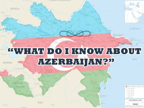 "Конкурс за есе  ""WHAT DO I KNOW ABOUT AZERBAIJAN?"""