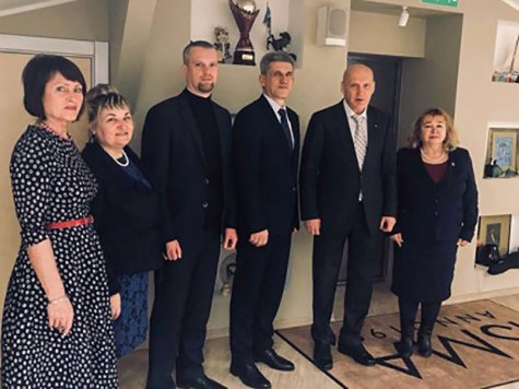 "A new bachelor programme ""Economics and management in tourism"" was established by D. A. Tsenov Academy of Economics and a higher school in Latvia."